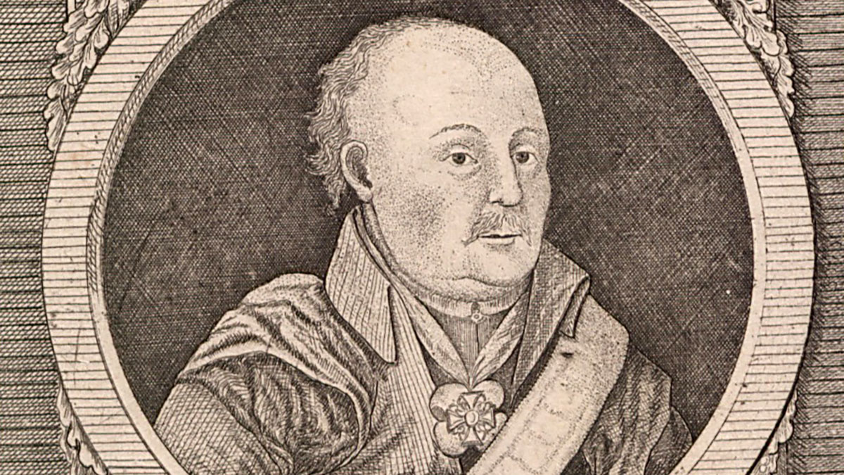Jan Nikodem Łopaciński - odznaczony Orderem Świętego Stanisława