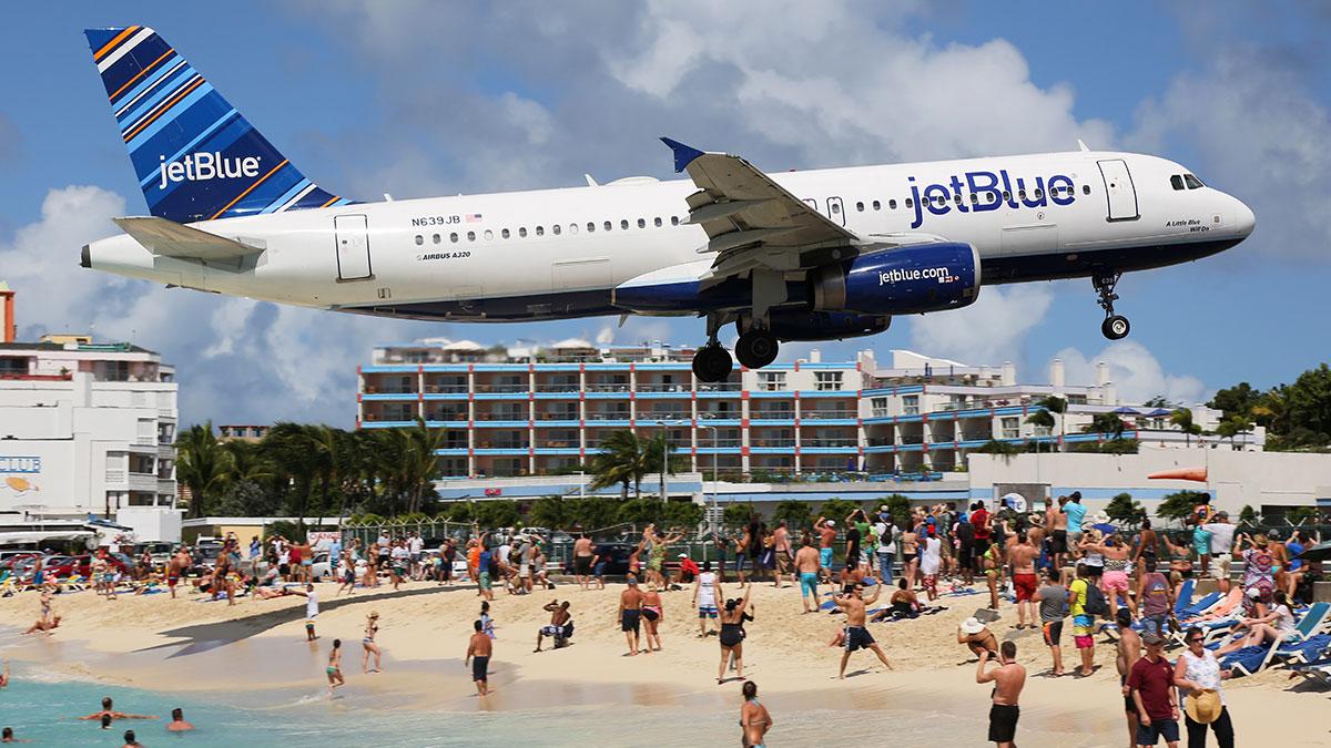 Łatwiej z Nowego Jorku na Florydę, Karaiby i Cancun. Nowe trasy JetBlue