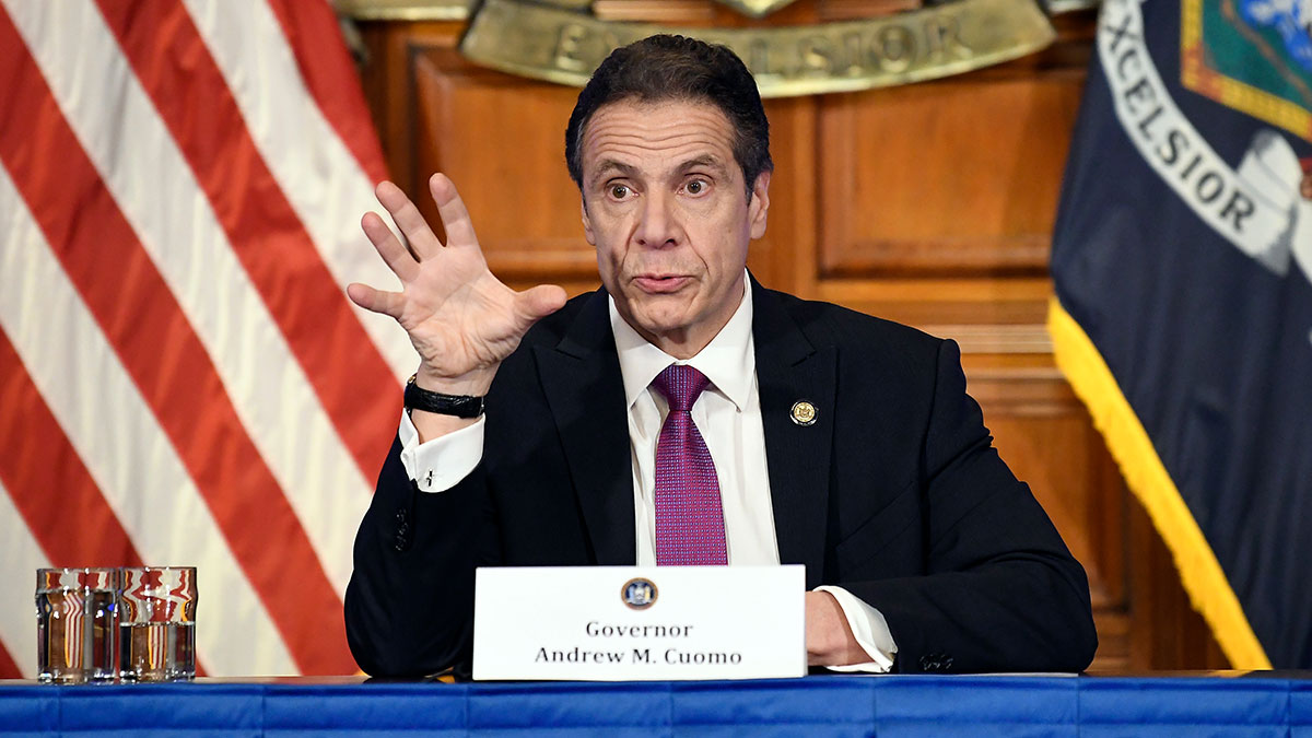 6 stanów zostało usuniętych z listy obowiązkowej kwarantanny stanu Nowy Jork