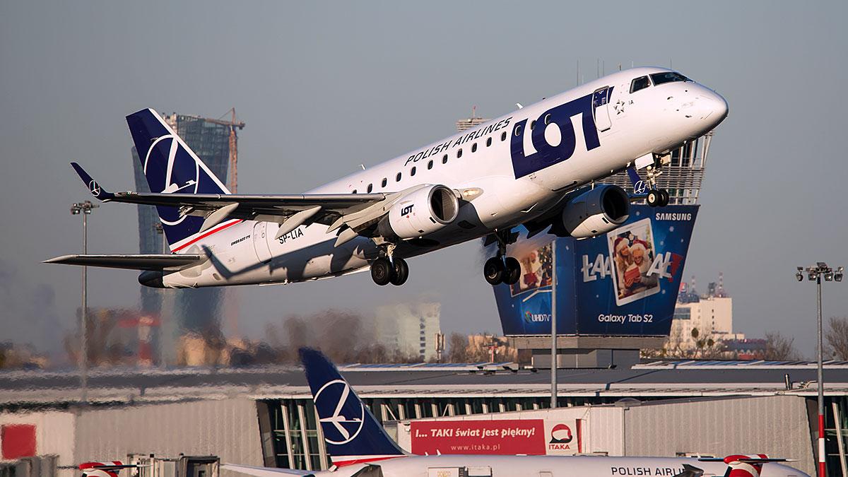 Loty z USA do Polski samolotami PLL LOT we wrześniu