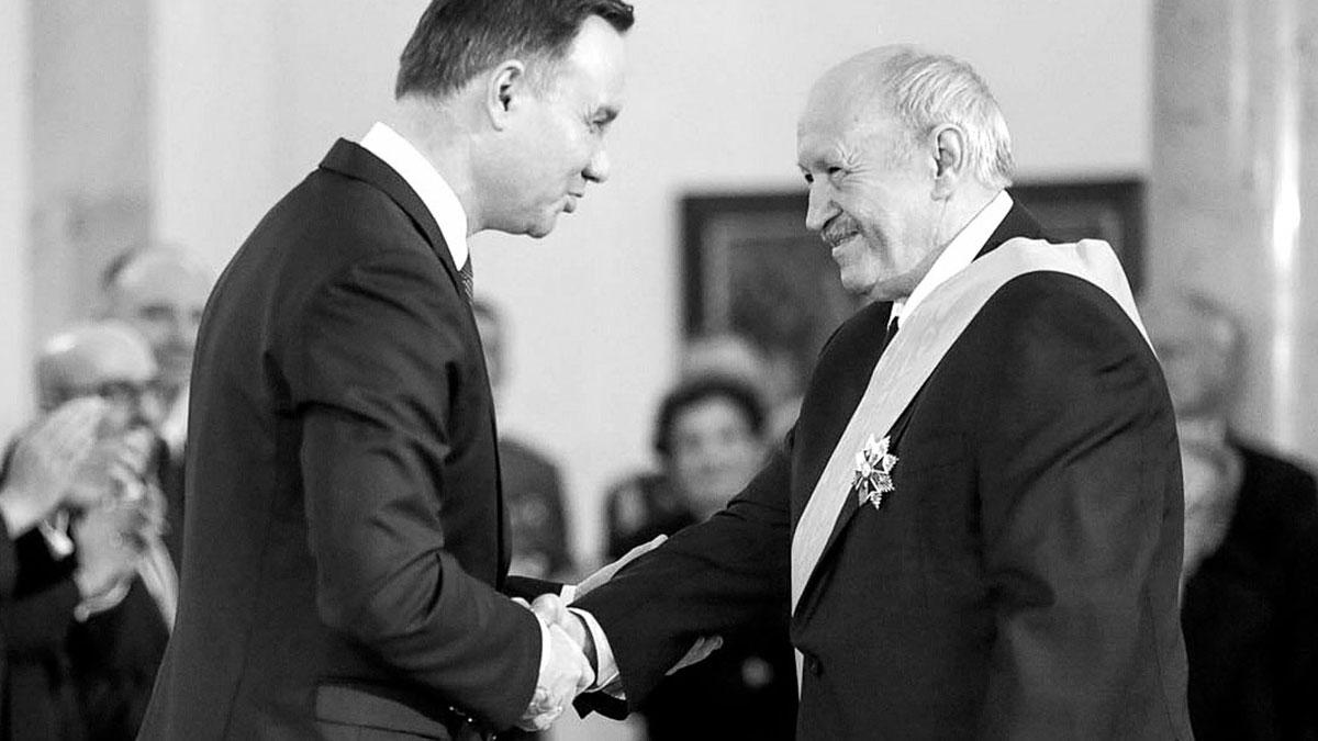 Zmarł rzeźbiarz prof. Andrzej Pityński, autor Pomnika Katyńskiego w NJ