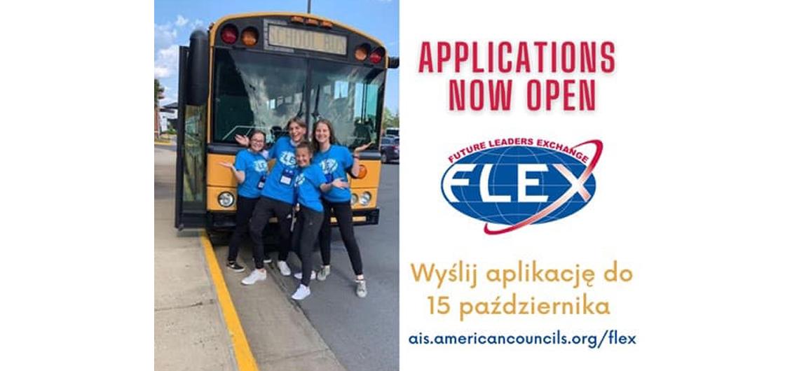 Program w USA dla uczniów szkół średnich z Polski – Future Leaders Exchange Program (FLEX)