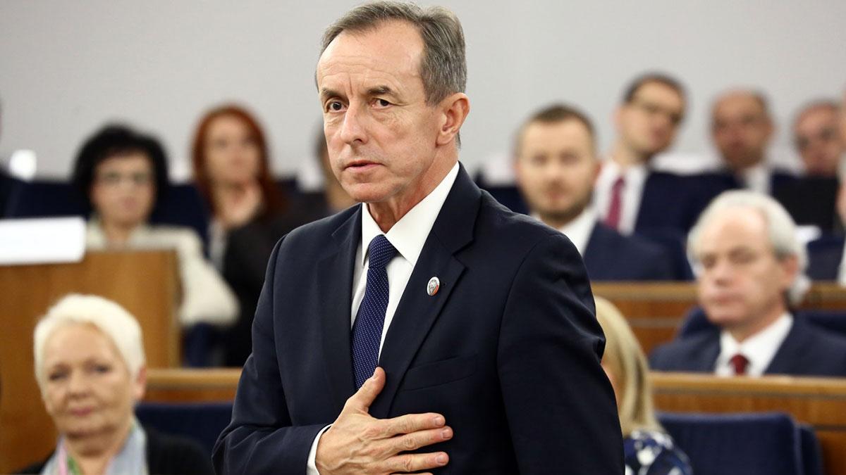 Oświadczenie Pełnomocnika Marszałka Senatu RP Prof. Tomasza Grodzkiego