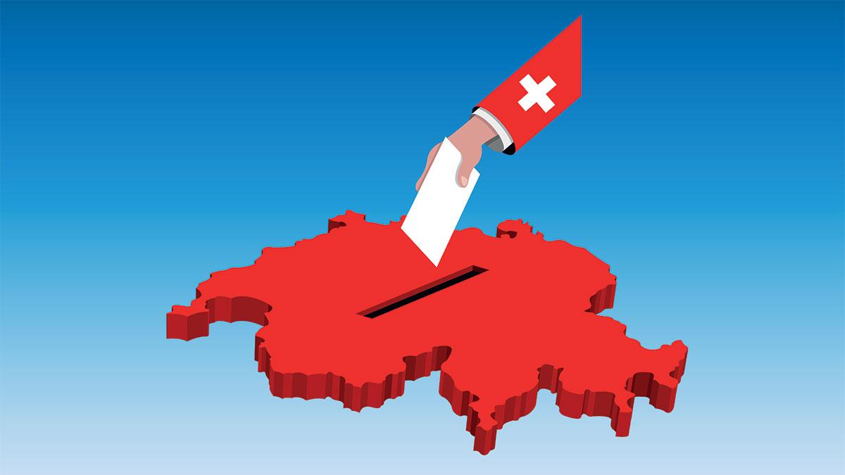 Demokracja bezpośrednia w Szwajcarii - rozmowa z prof. Mirosławem Matyją