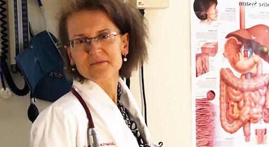 Polski lekarz internista przyjmuje na Rockaway i dolnym Brooklynie - Dr Jolanta Libura