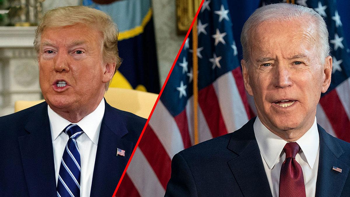 Debata prezydencka Biden vs. Trump, jedna z najważniejszych w historii USA