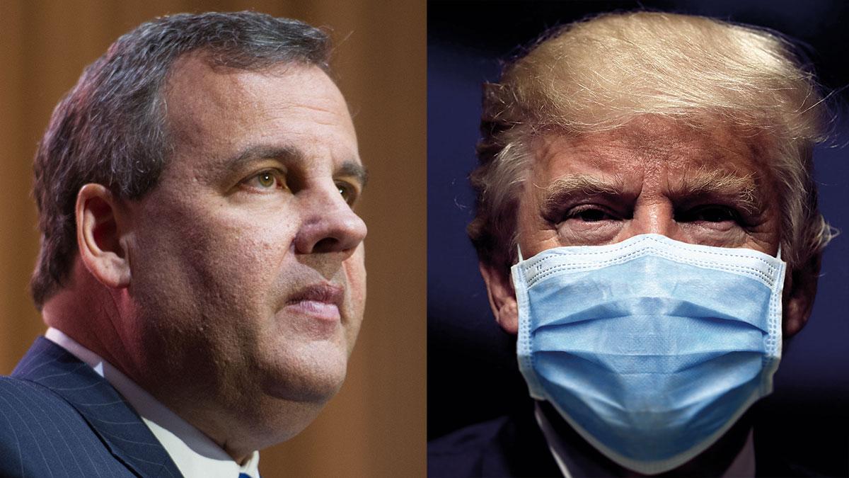 Trump  i Christie nadal w szpitalu. Blisko 211,000 Amerykanów zmarło do dziś na koronawirusa