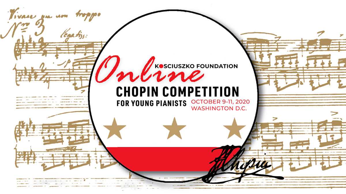 KF 2020 Online Chopin Competition for Young Pianists