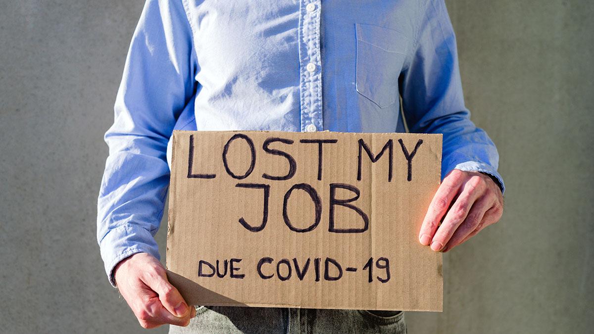 Co robić, gdy stracisz pracę przez koronawirusa w USA