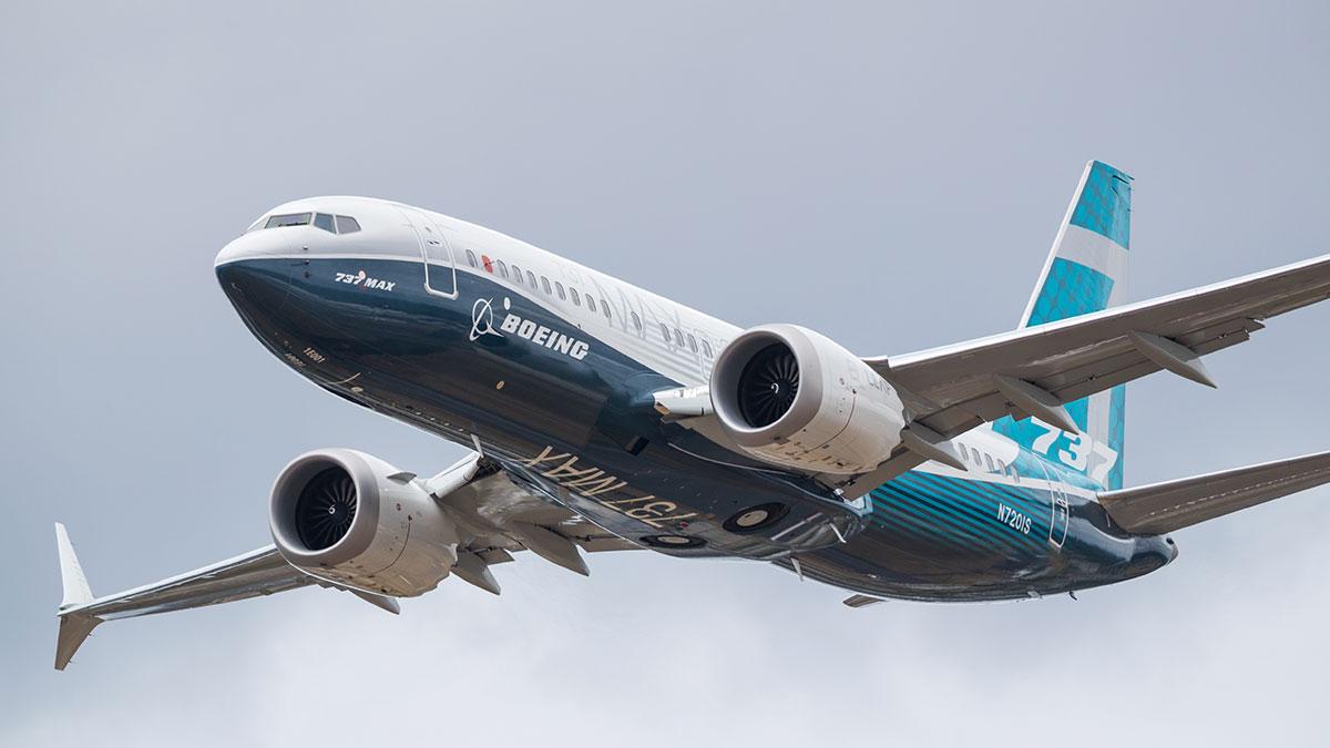 Boeing traci zamówienia nie tylko z powodu pandemii