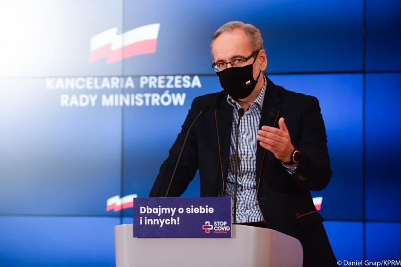 Szpitale tymczasowe będą budowane w Polsce w każdym mieście wojewódzkim
