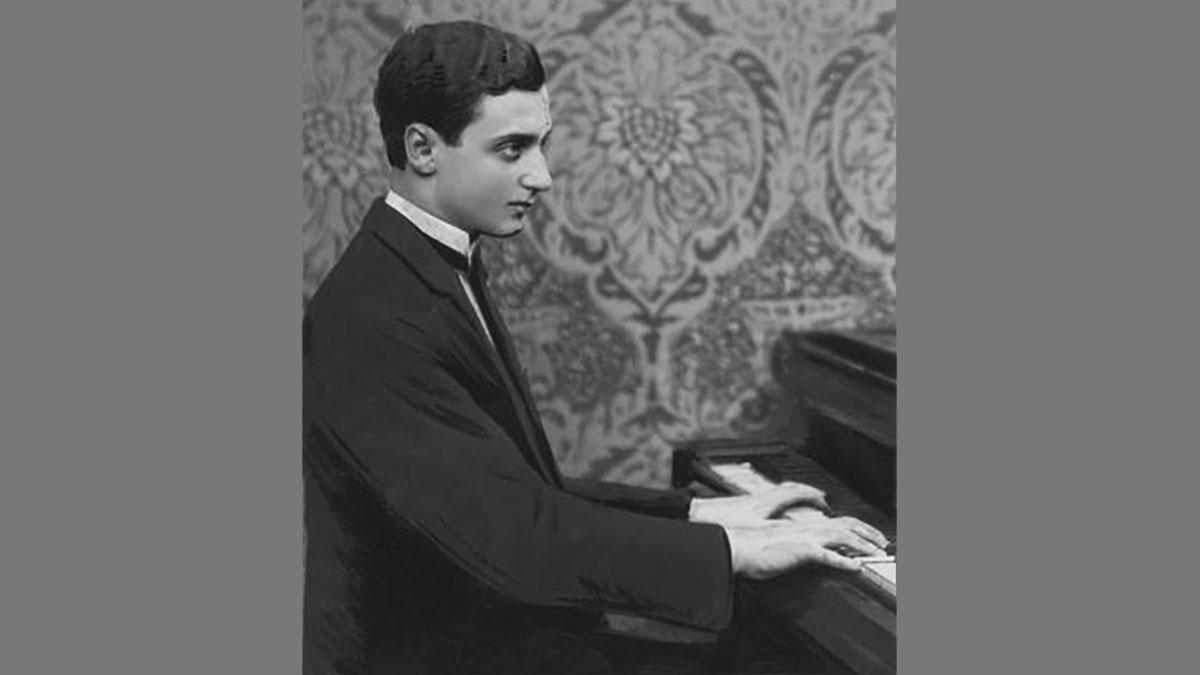 Leon Boruński - polski kompozytor i pianista