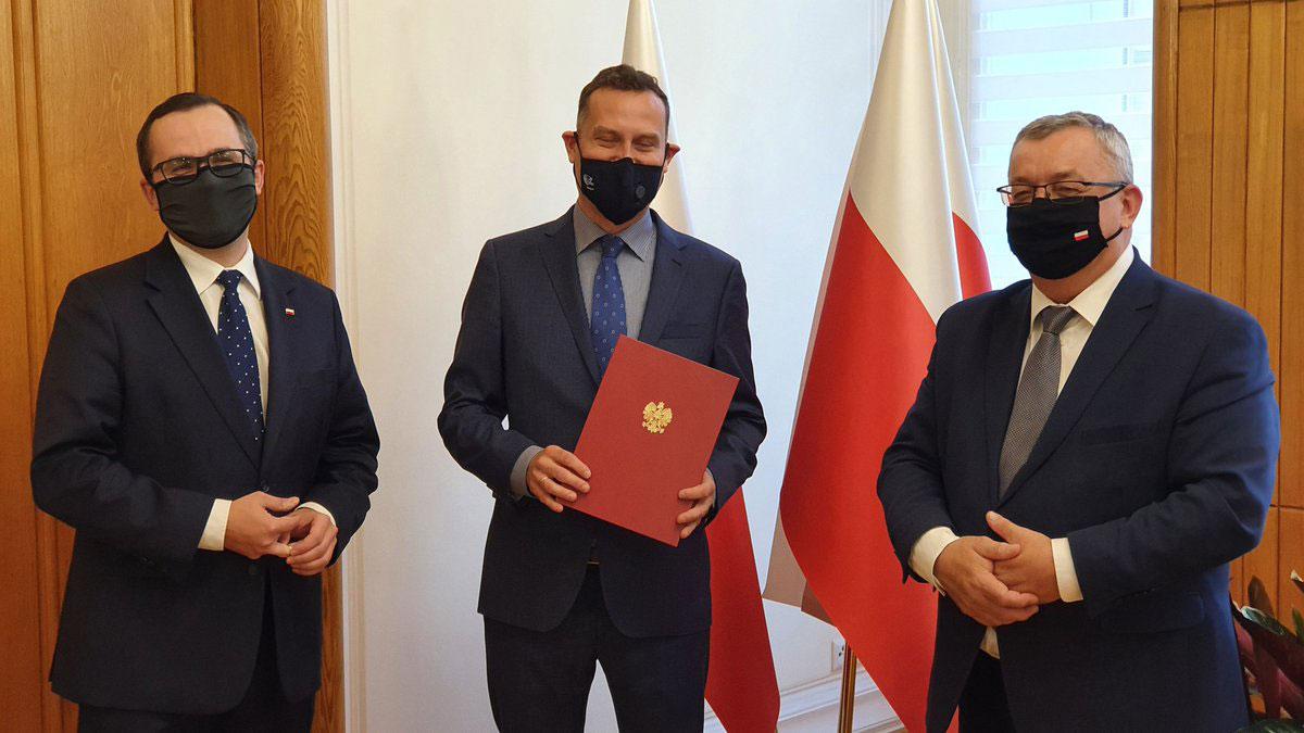 """Przedsiębiorstwo Państwowe """"Porty Lotnicze"""" ma nowego prezesa"""