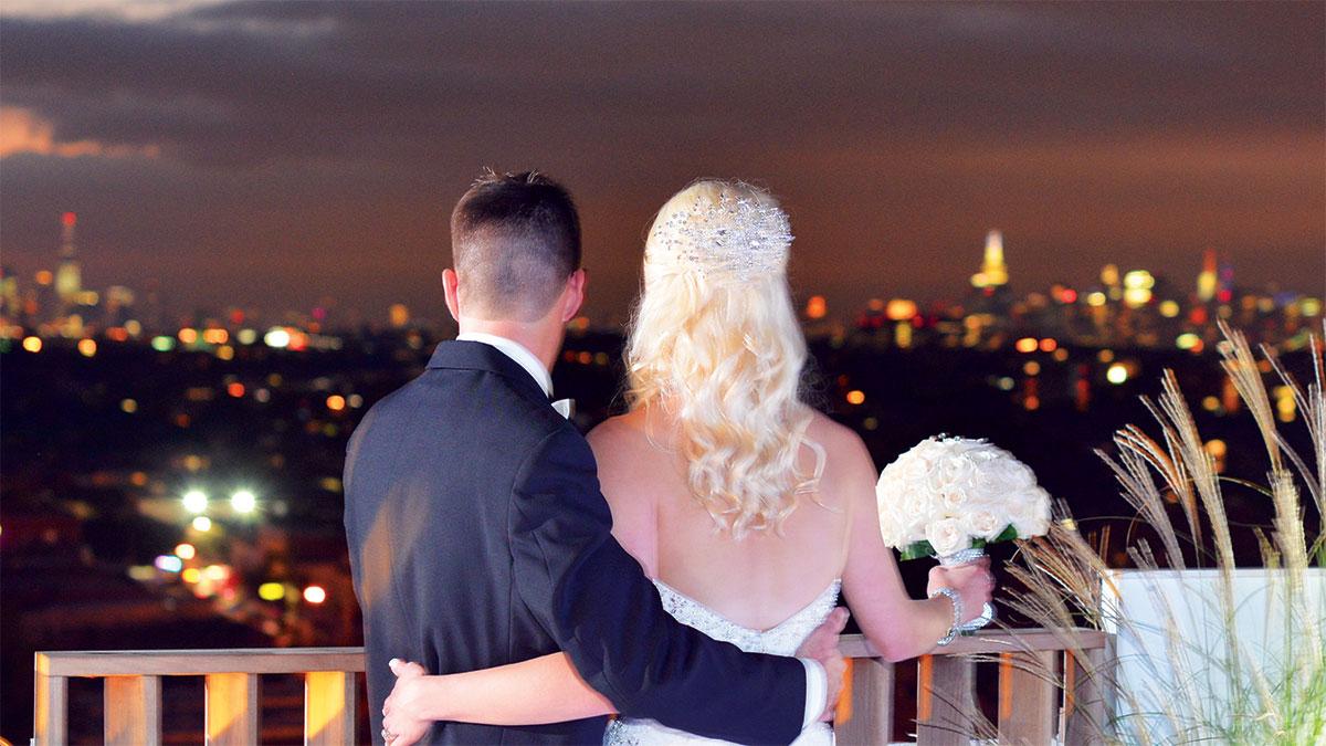 Planujesz wesele w Nowym Jorku? Zarezerwuj salę z najpiękniejszym widokiem z 20.piętra