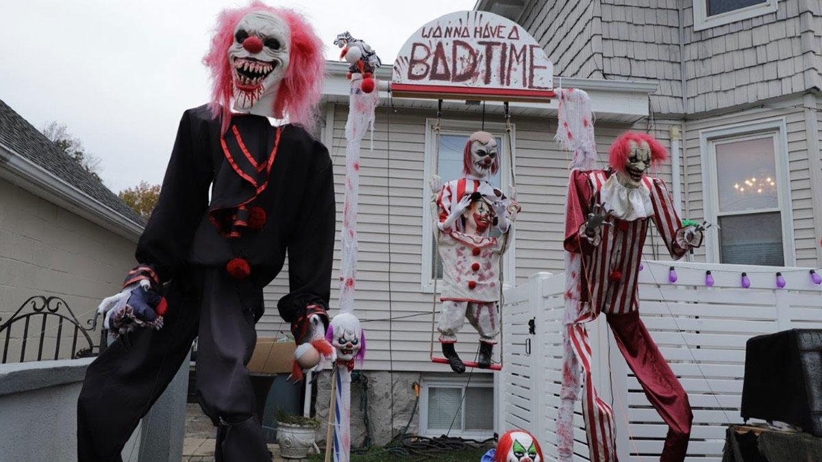 Halloween w Nowym Jorku (zdjęcia)