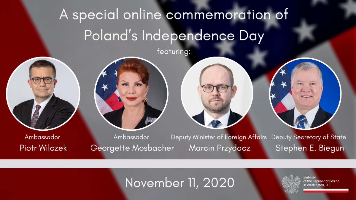 Celebrate Poland's Independence Day!