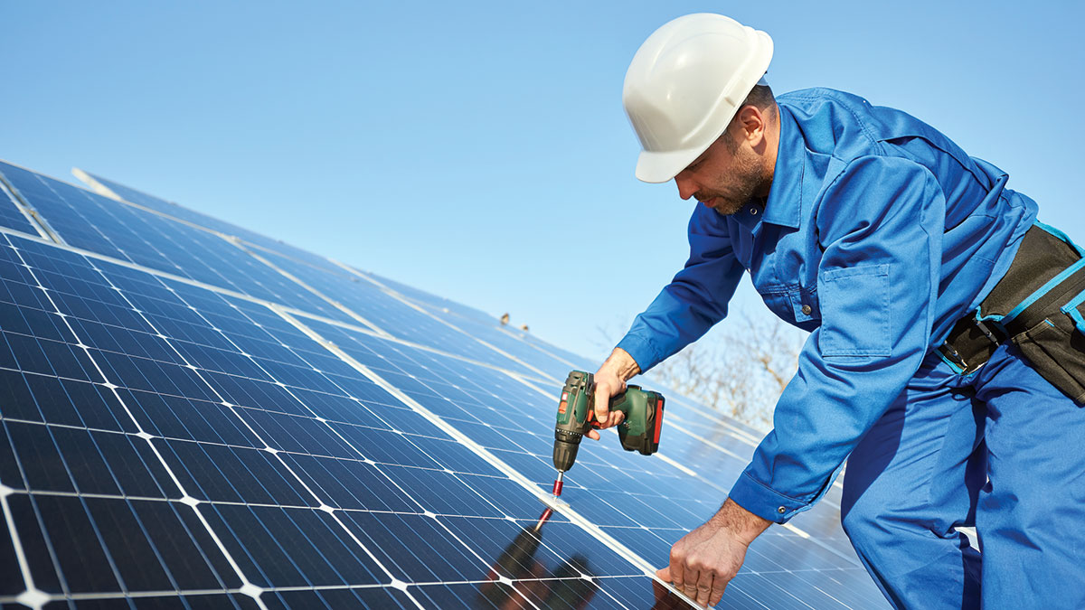 Installation and service of solar batteries in NY - PR Data Electric & Services