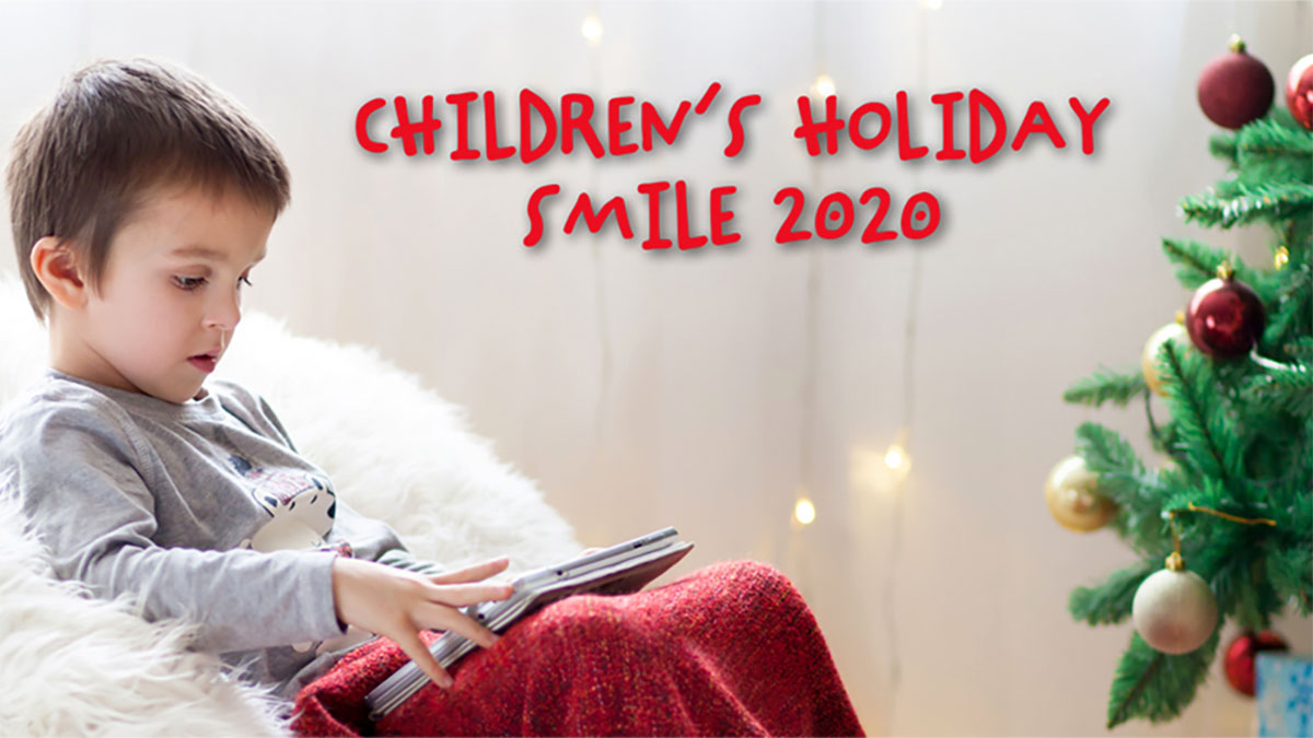 Take Part in Our Polish American Annual Charity Drive! Children's Holiday Smile 2020