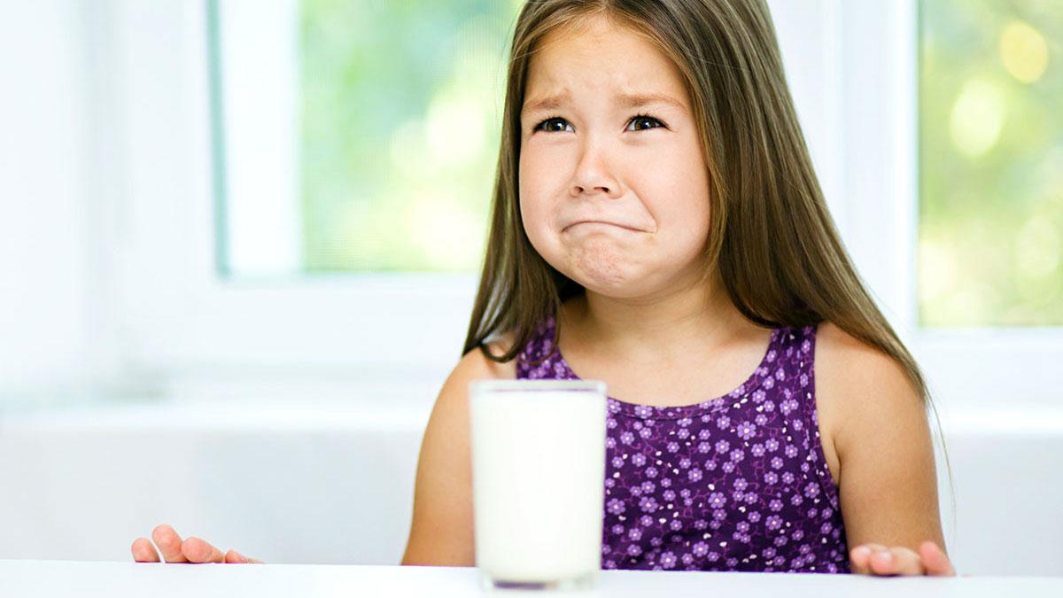 Ostrożnie z mlekiem w starszym wieku