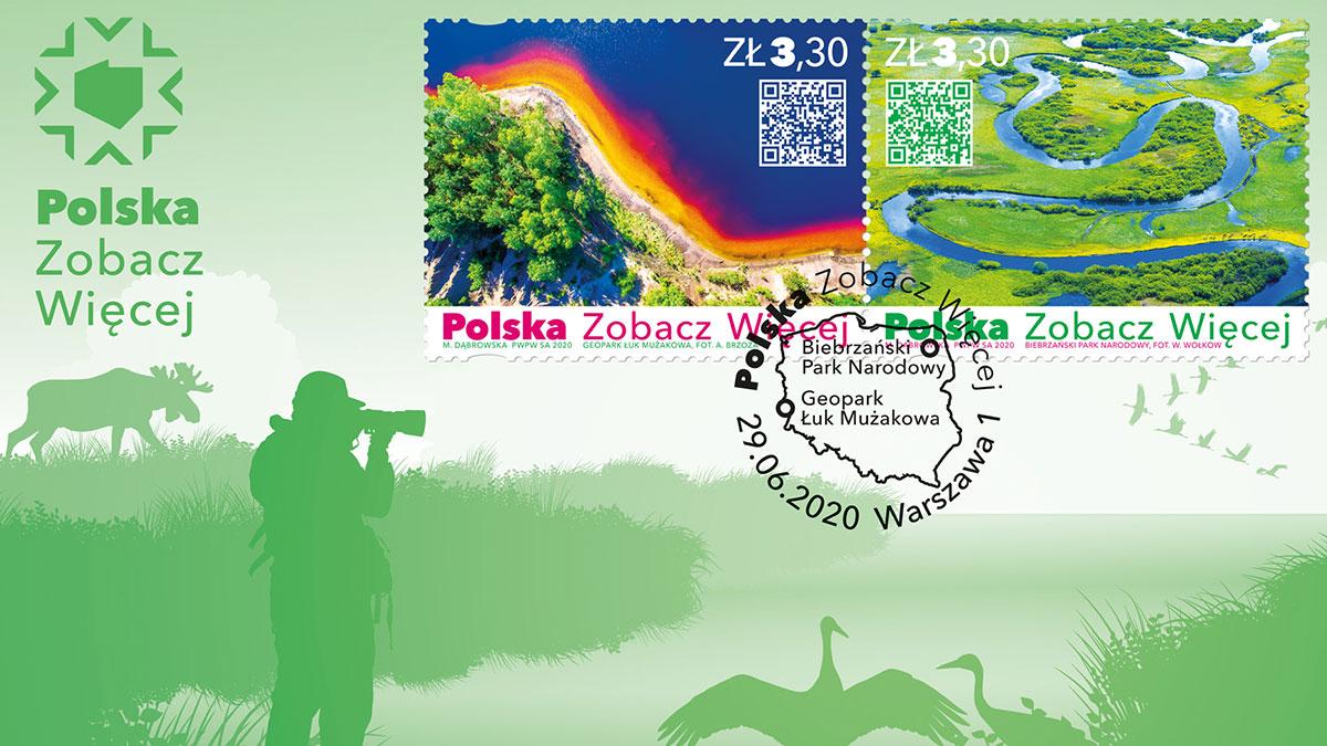 W roku 2020 Poczta Polska wydała blisko 100 znaczków