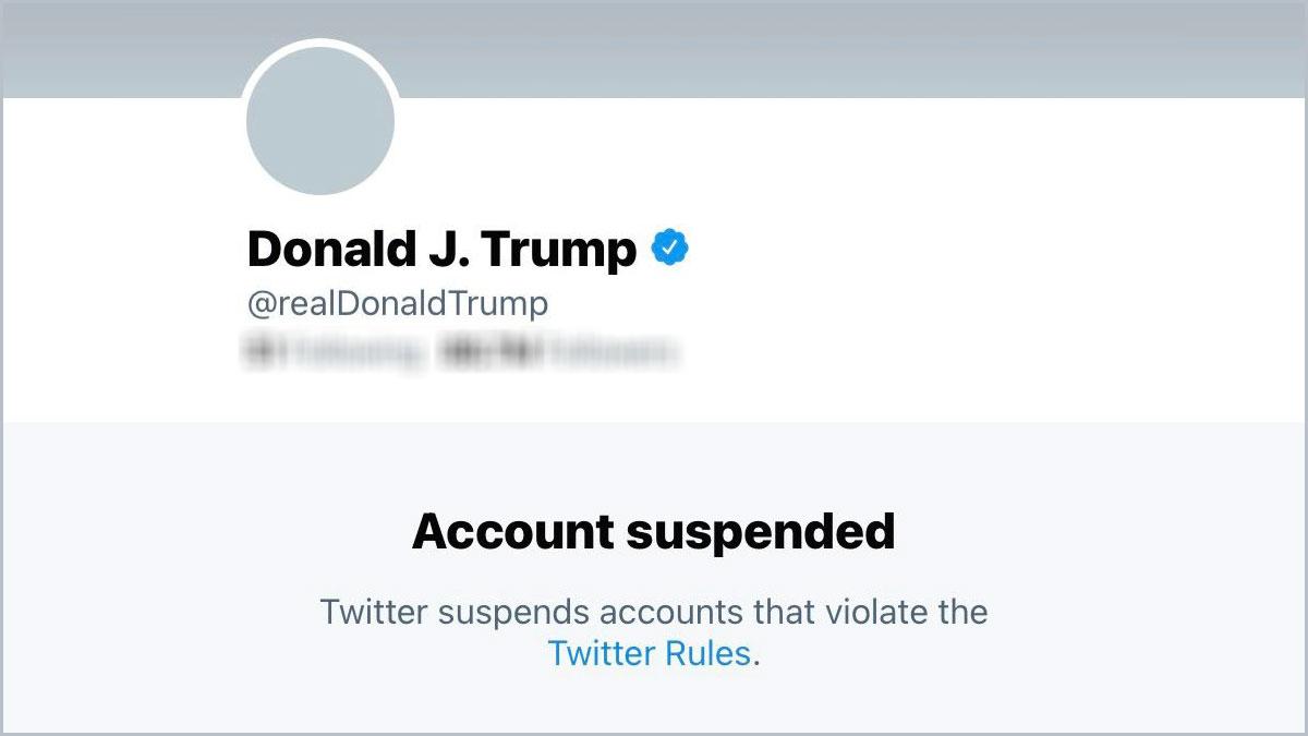 Twitter, Facebook i Instagram zamknęły konta Trumpa. Parler usunięty z internetu