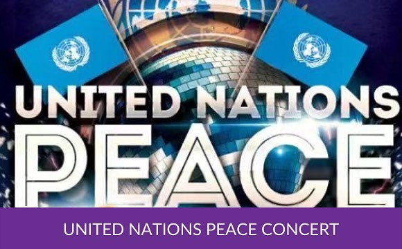 United Nations Peace Concert on January 16th & 30th