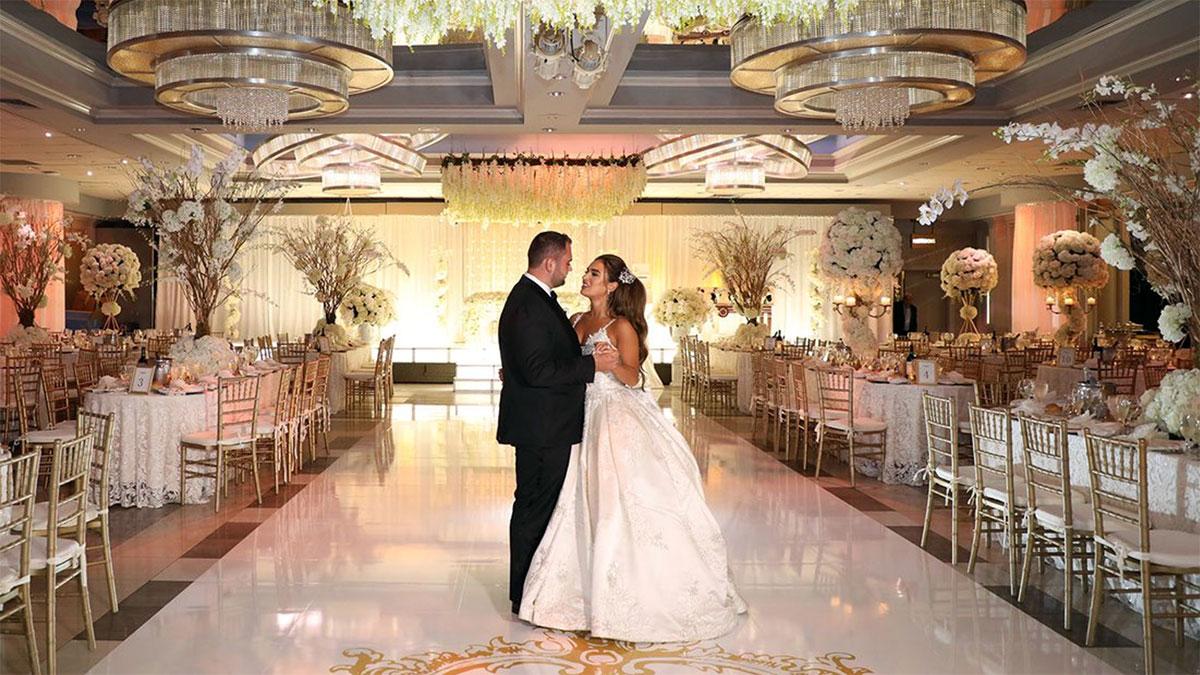 Najpiękniejsze wesela w Nowym Jorku. Sala bankietowa Russo On The Bay zaprasza