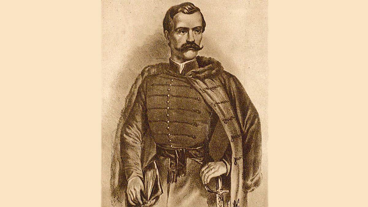Stanisław Krzesimowski - powstaniec styczniowy