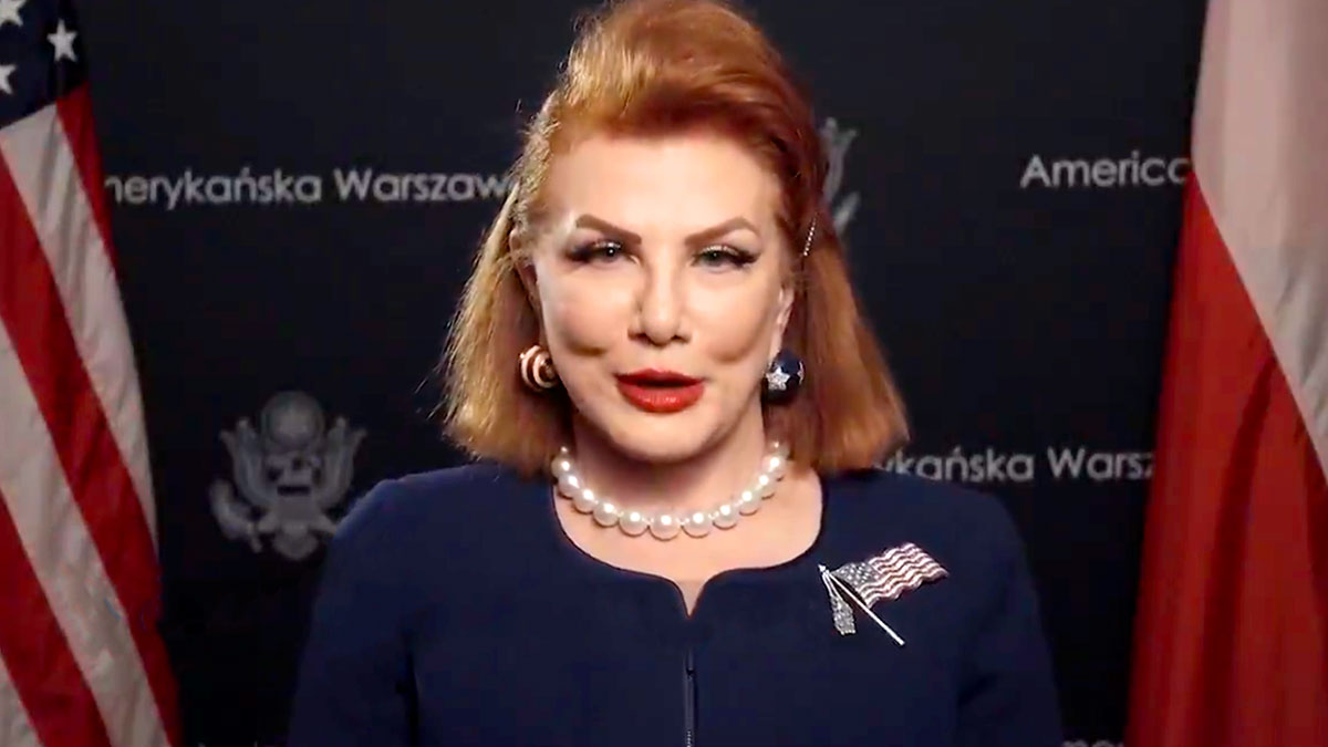 Ambasador Georgette Mosbacher na pożegnanie: Jestem dumna z tego, co udało nam się osiągnąć