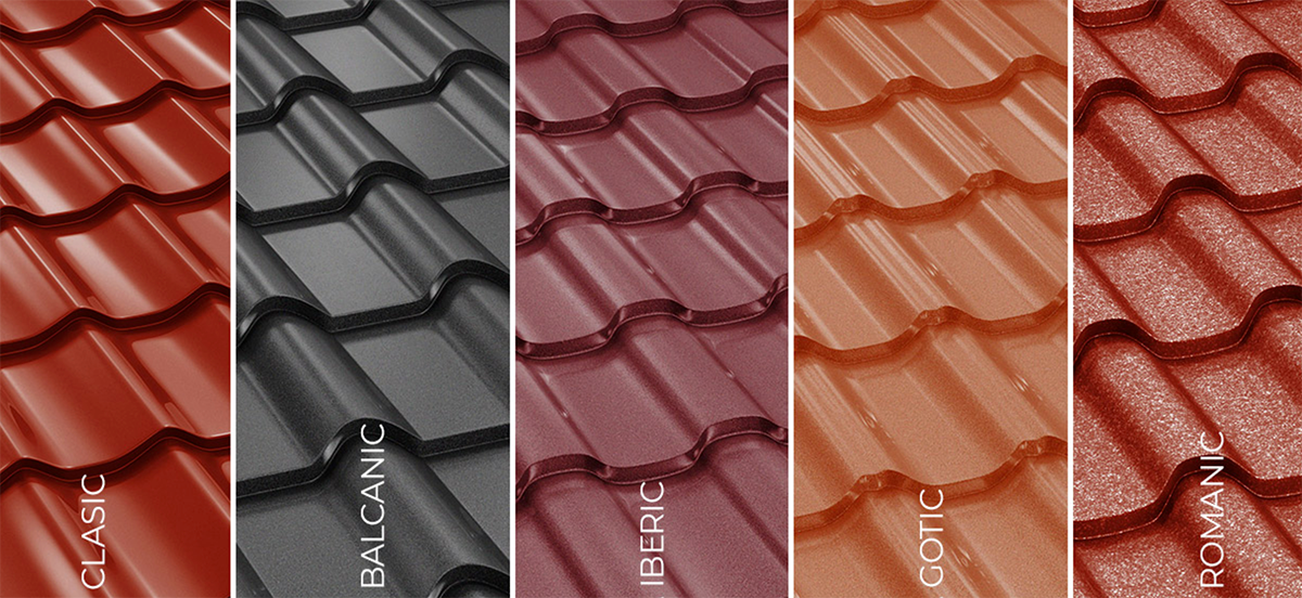 Bilka Metal Roofing Offers  in the U.S. Eurpean Roof and Gutter Systems