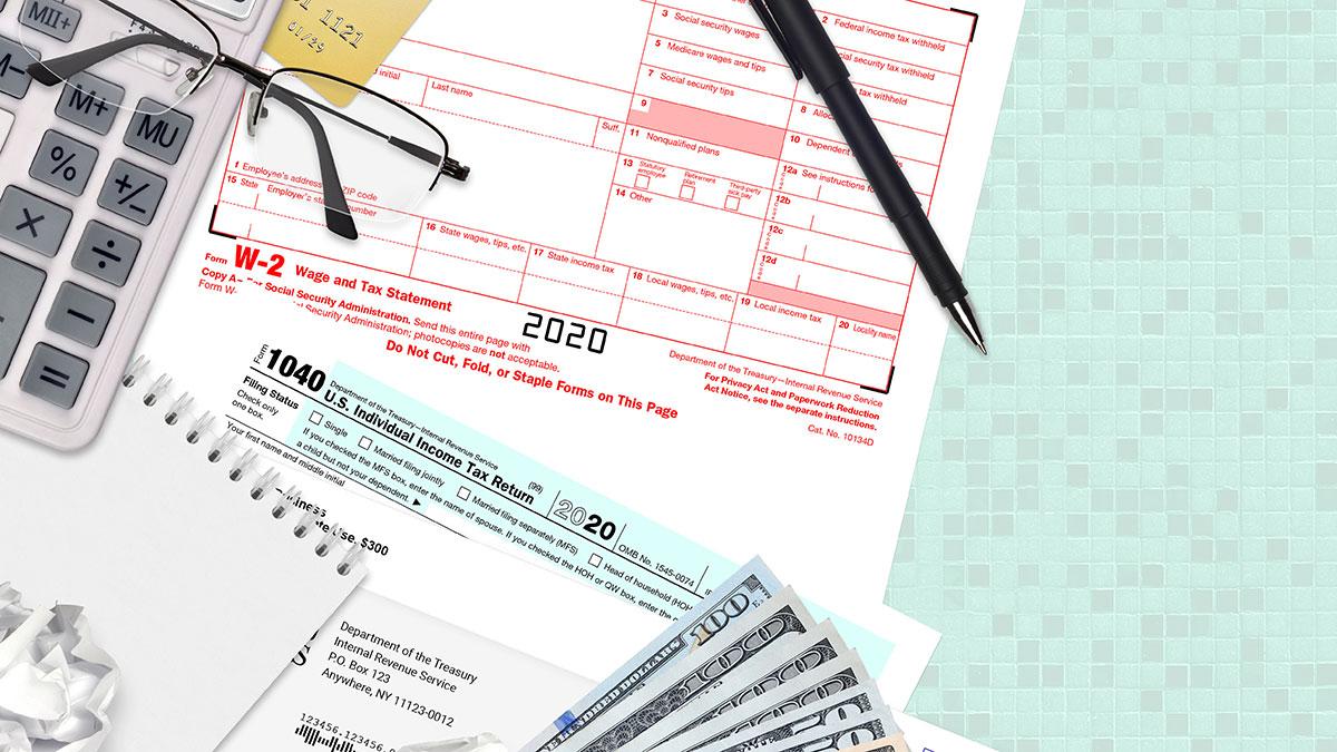 Wskazówki dla podatników w USA na sezon podatkowy za rok 2020