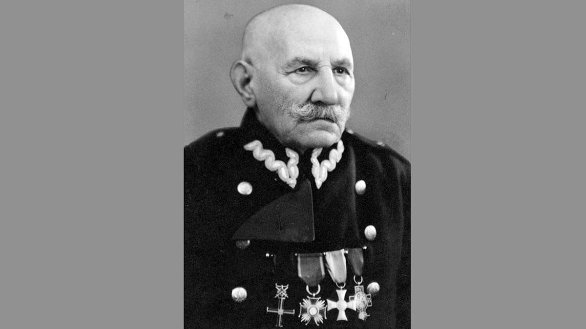 Ignacy Harde - weteran powstania styczniowego