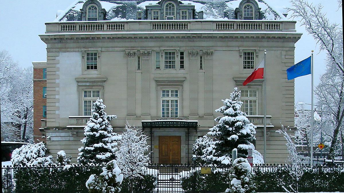 Komunikat Wydziału Konsularnego Ambasady RP w Waszyngtonie