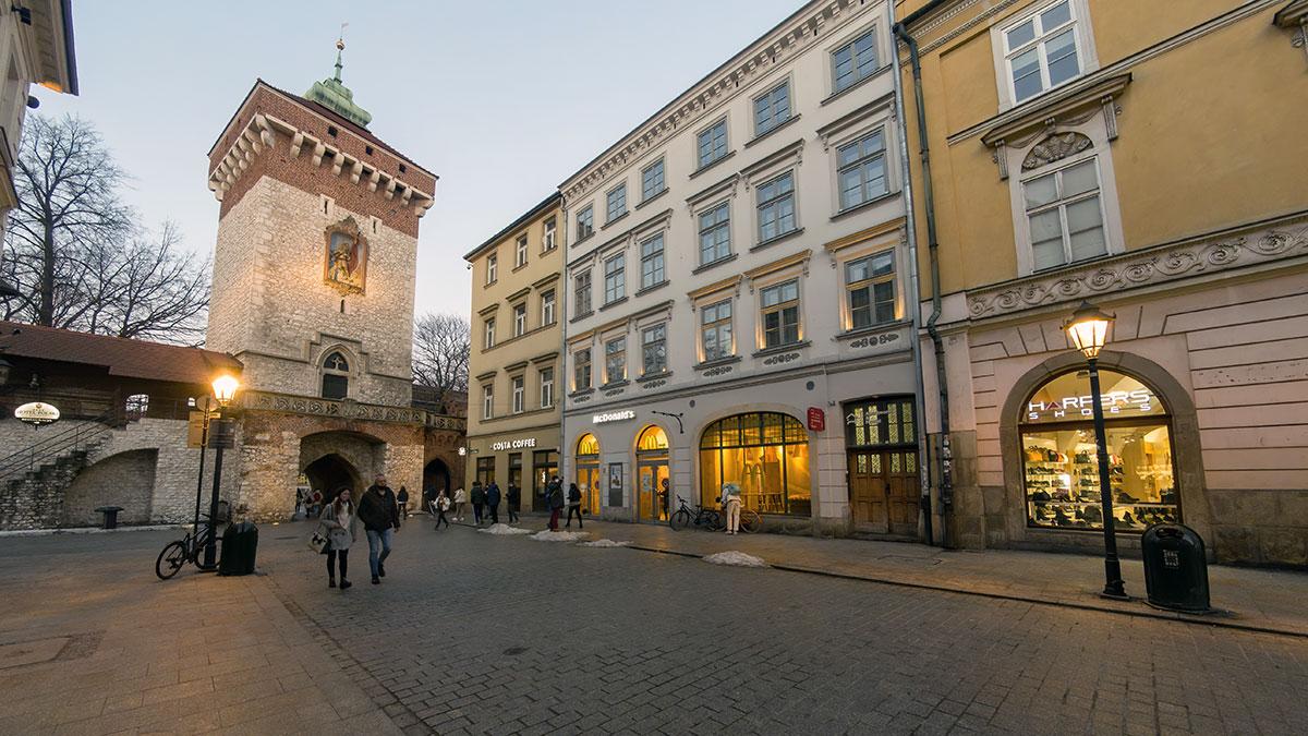 Pierwszy decybelomierz w Krakowie
