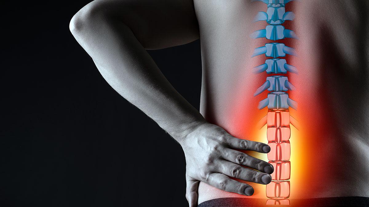 Małoinwazyjne, nieoperacyjne leczenie bólu kręgosłupa. Cz. 2. Omawia Dr. Dariusz Nasiek