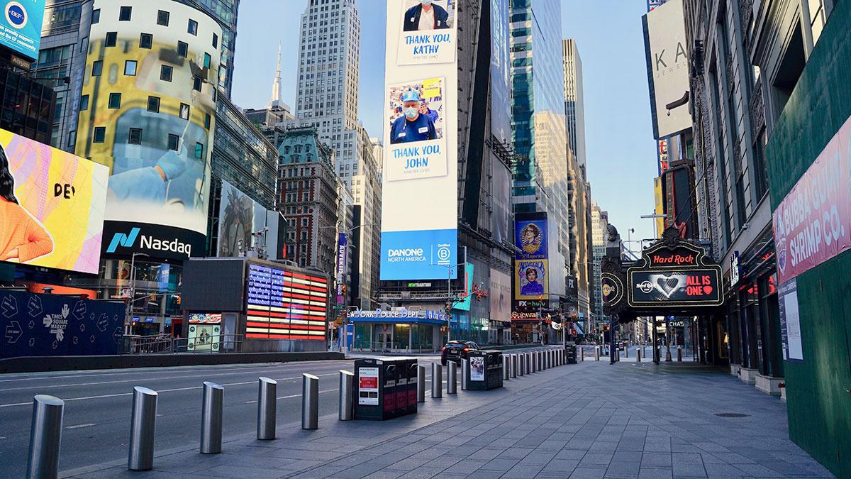 Obiekty artystyczne i rozrywkowe w Nowym Jorku będą otwierane od 2 kwietnia