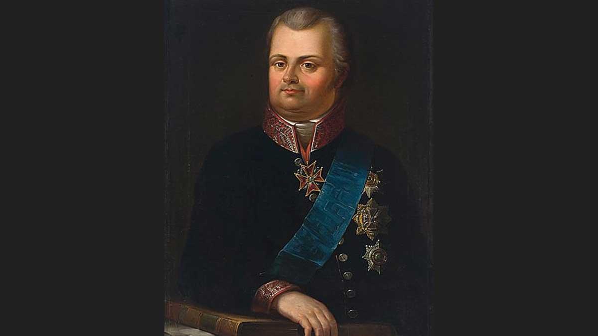 Tomasz Antoni Wawrzecki - Minister w Komisji Rządowej Sprawiedliwości