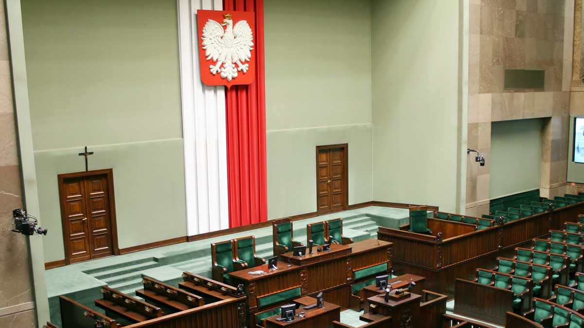 Polska 2050 dogania KO