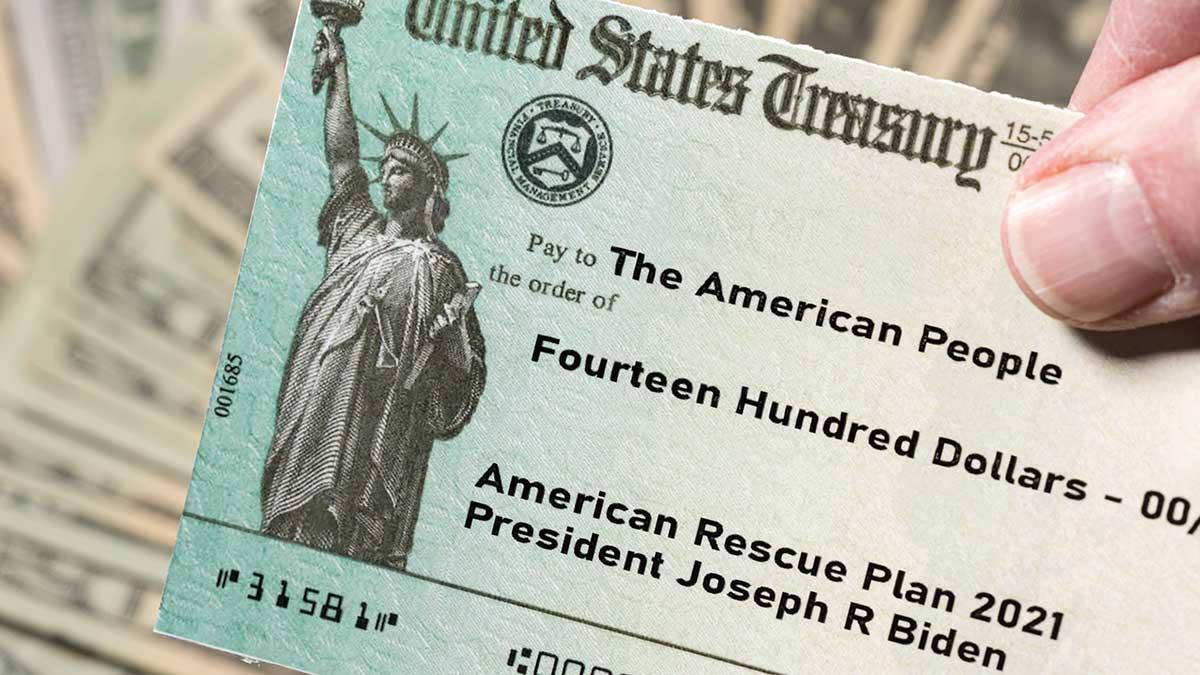 Amerykanie zaczną otrzymywać $1,400 już w ten weekend