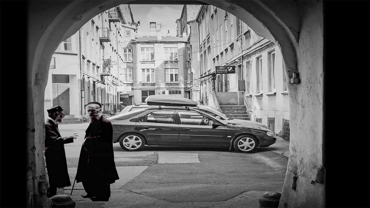 "Film ""Still Life in Lodz"" by Slawomir Grünberg"