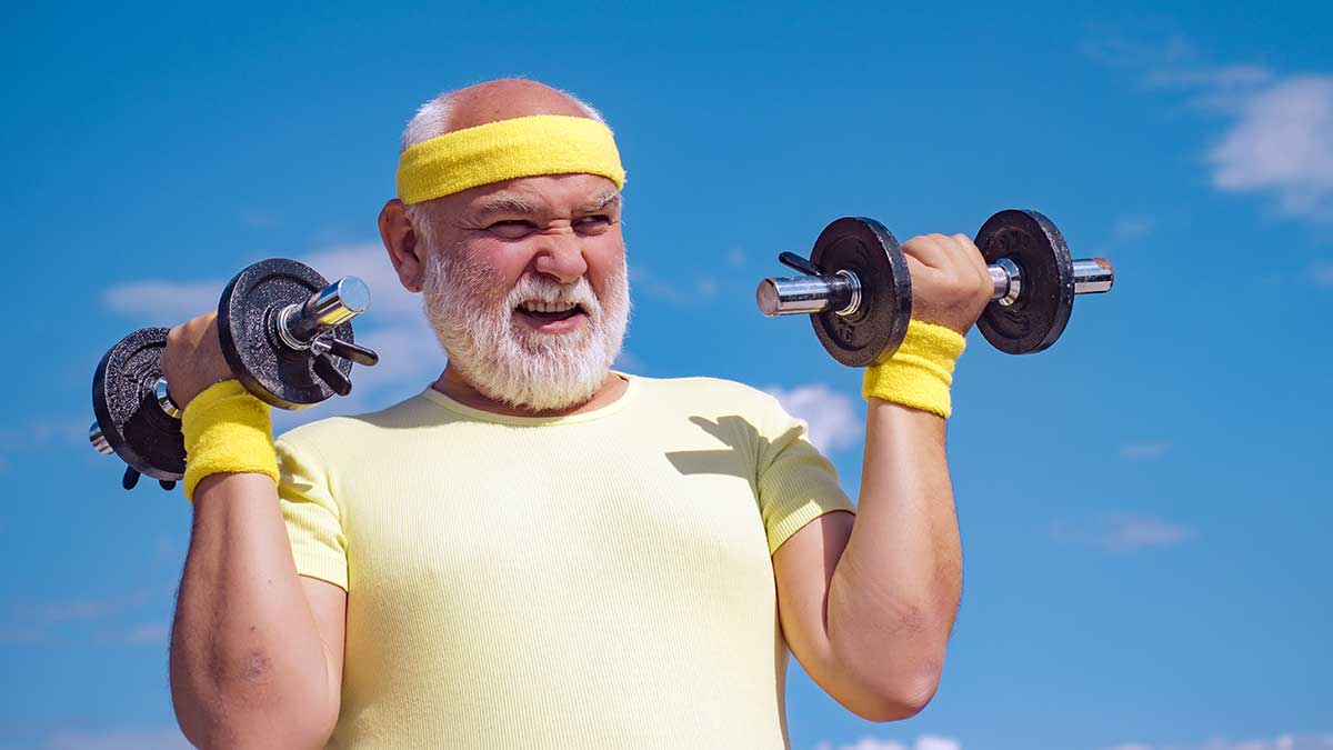 Five Tips to Get On Track to Peak Fitness This Spring. Not Only for Seniors