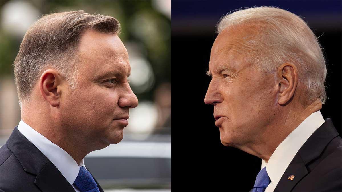 Joe Biden zaprasza Andrzeja Dudę do udziału w szczycie klimatycznym