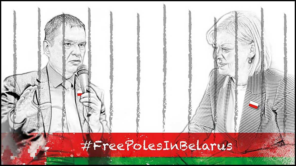 List Konsula Generalnego Adriana Kubickiego do Polonii dotyczący represji wobec Polaków na Białorusi