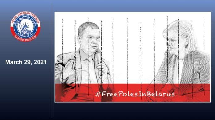 PACIL protestuje przeciwko represjom wobec etnicznych Polaków na Białorusi