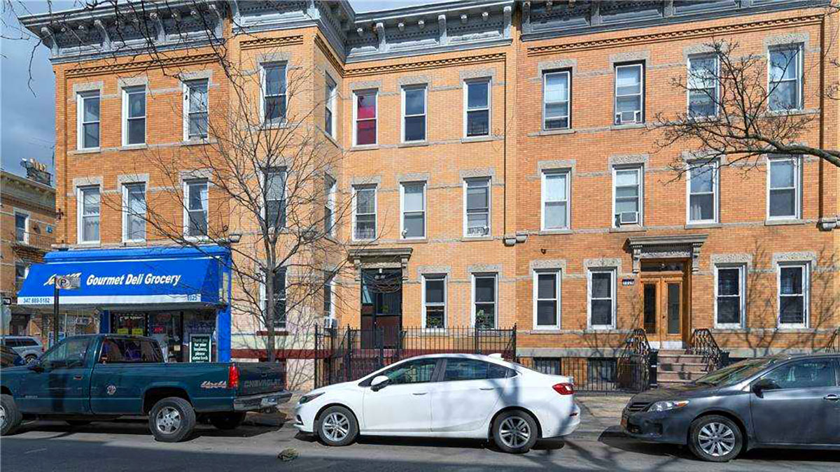 Good Investment in Ridgewood. Multifamily Building for Sale