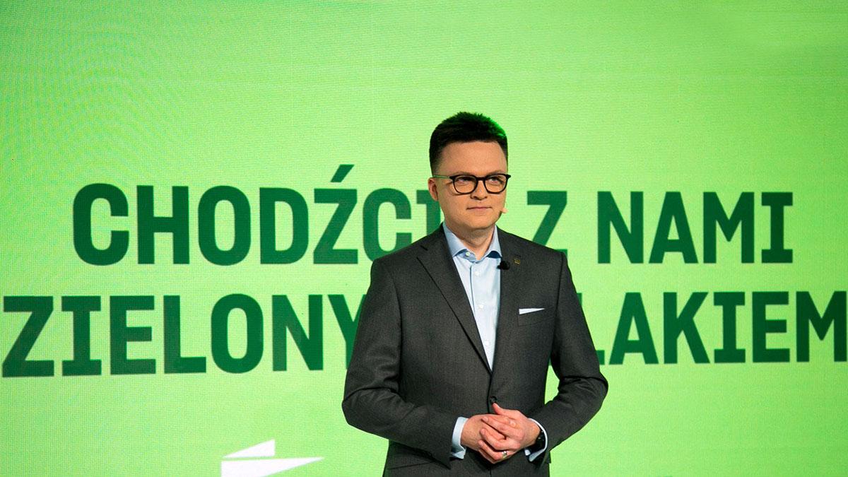 Partia Polska 2050 Szymona Hołowni zarejestrowana