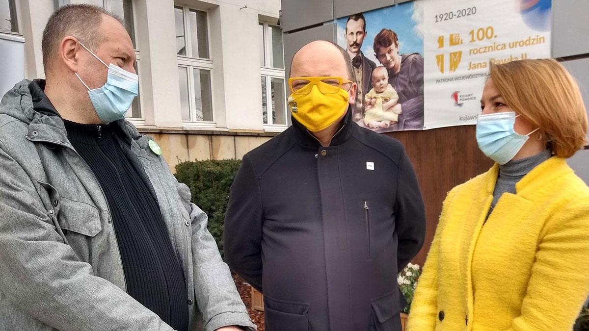 Ruch Polska 2050 nie popiera rządowej inwestycji budowy zapory na Wiśle w Siarzewie