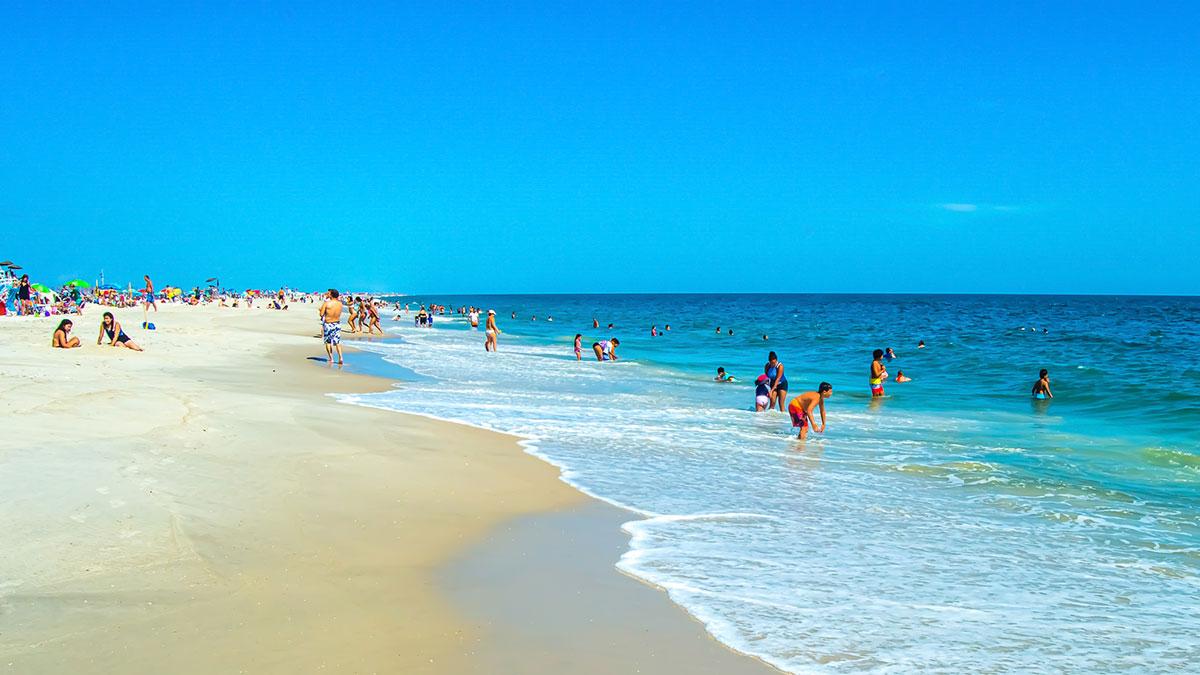 Miejskie plaże w Nowym Jorku będą otwarte na Memorial Day