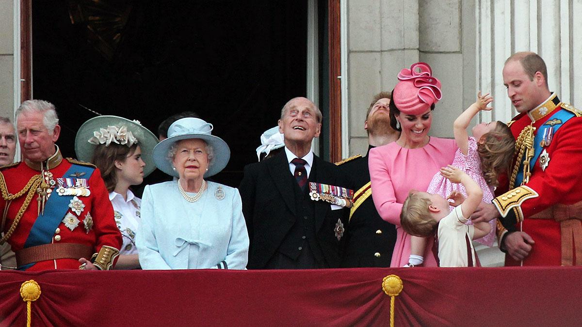 Zmarł Książę Filip, mąż królowej Elżbiety II. Miał 99 lat