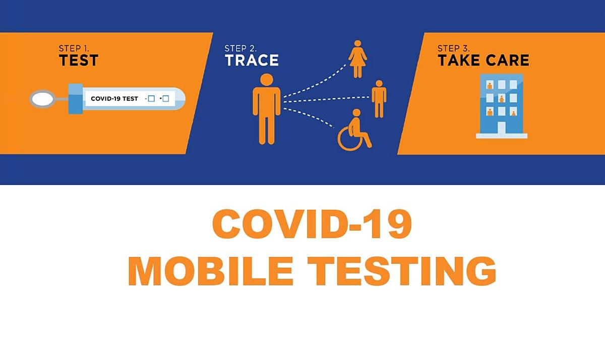 Organizacja Pomoc zaprasza na bezpłatne testy na COVID-19 na Ridgewood w Nowym Jorku